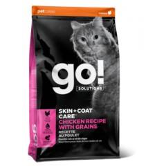 Корм GO! для котят и кошек, с цельной курицей, фруктами и овощами, DAILY DEFENCE Chicken Cat Recipe - 3,63 кг