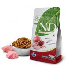 N&D Cat Chicken & Pomegranate Adult - 5 кг - Курица, гранат - для взрослых кошек