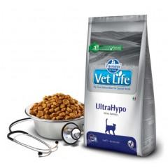 Vet Life Cat UltraHypo - 0,4 кг - при неблагоприятных реакциях на пищу