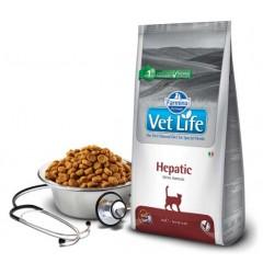 Vet Life Cat Hepatic - 0,4 кг - при хронической печеночной недостаточности
