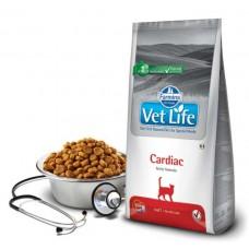 Vet Life Cat Cardiac - 0,4 кг - при хронической сердечной недостаточности