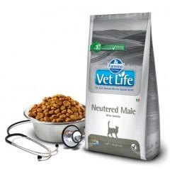 Vet Life Cat Neutered Male - 2 кг - для кастрированных котов