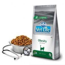 Vet Life Cat Obesity - 0,4 кг - корм для снижения лишнего веса