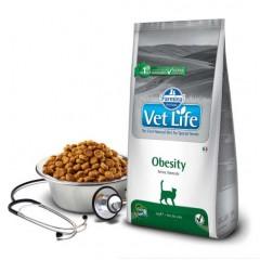 Vet Life Cat Obesity - 5 кг - корм для снижения лишнего веса