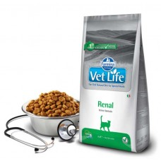 Vet Life Cat Renal - 2 кг - при почечной и сердечной недостаточности