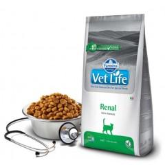 Vet Life Cat Renal - 0,4 кг - при почечной и сердечной недостаточности
