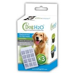 """Угольные фильтры для поилок Feed-Ex """"CatH2O"""" и """"DogH2O"""". 3 шт."""