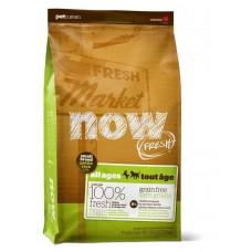 Корм беззерновой для малых пород всех возрастов с индейкой, уткой и овощами - 5,44 кг - Fresh Small Breed Recipe Grain Free