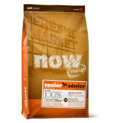 """Корм беззерновой """"Контроль веса"""" для собак с индейкой, уткой и овощами - 230 г - Fresh Senior Recipe Grain Free"""