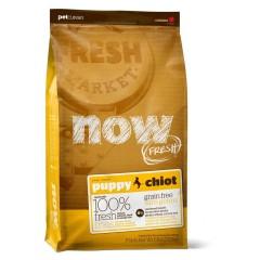 Корм беззерновой для щенков с индейкой, уткой и овощами - 11,35 кг - Fresh Puppy Recipe Grain Free