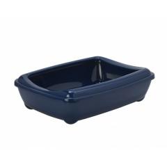 Туалет-лоток большой с рамкой artist large + rim, 57х43х15 jumbo черничный