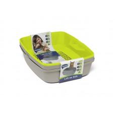 Многофункциональный туалет-лоток для кошек Lift to Sift,  43 х 57 х 27 см