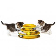 Petstages Игрушка для кошек 3 этажа