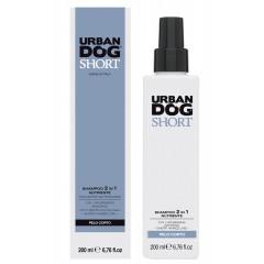 Шампунь 2 в 1 Urban Dog питательный для короткошерстных пород 200 мл