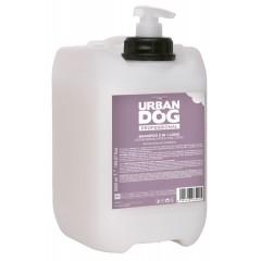 Шампунь 2 в 1 Urban Dog распутывающий и удаляющий неприятный запах 5 л