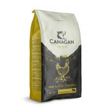 CANAGAN Grain Free, Free-Range Chicken, корм для крупных пород собак всех возрастов и щенков, Цыпленок - 12 кг