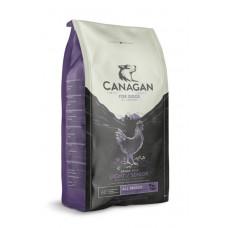 CANAGAN Grain Free, Light/Senior, корм для пожилых собак и собак с избыточной массой тела, Цыпленок - 6 кг