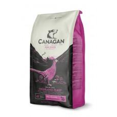 CANAGAN Grain Free, Highland Feast, корм для собак всех возрастов и щенков, Хайлендский праздник - 6 кг