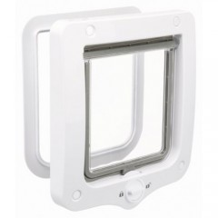 Дверца для кошки 2-Way, 20 х 22 см, белый