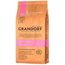 Корм для собак Grandorf - Lamb & Rice Puppy All Breeds - 12кг