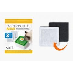 Сменный фильтр (3 шт) для питьевого фонтанчика мини
