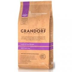 Сухой корм Rich & Sensitive - Lamb & Rice Adult Maxi - (Ягненок с рисом для взрослых собак крупных пород) - 12 кг