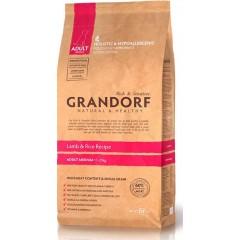 Сухой корм Rich & Sensitive - Lamb & Rice Adult Medium (Ягненок с рисом для взрослых собак средних пород) - 12 кг