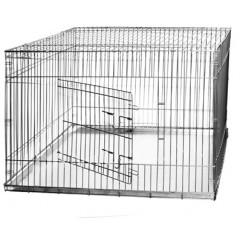 Данко Клетка Складная Для Собак Клс-3 120*80*80см