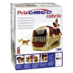 Перевозка PET CARGO CABRIO Серо-фиолетовая