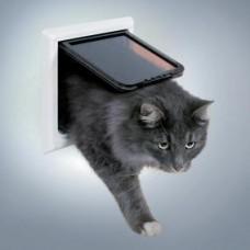 Дверца для кошки FreeCat de Luxe  17,7 х 18,7 см