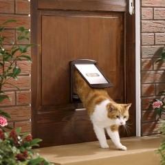 Дверца Original 2 Way маленькая, коричневая