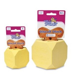 Игрушка Busy Buddy® Puppy Biscuit Block™ - Small