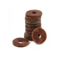 Колечки для игрушек Busy Buddy® Gnawhide® размер С