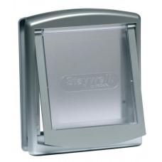 Дверца Original 2 Way маленькая, серебряная