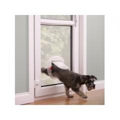 Дверца для больших котов/маленьких собак - матовая