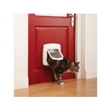 """Дверца для кошек """"Делюкс"""" с 4 поз."""