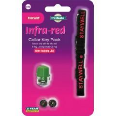 Инфракрасный ключ - зеленый