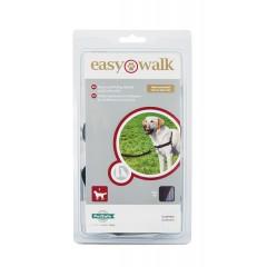 Шлейка корректирующая Easy Walk™- большая черная