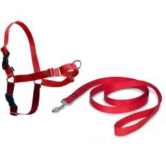 Шлейка корректирующая Easy Walk™- маленькая красная